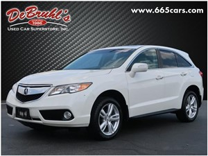 2014 Acura RDX w/Tech for sale by dealer