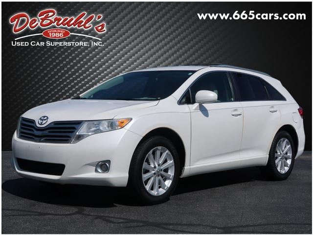 Picture of a used 2010 Toyota Venza FWD 4cyl