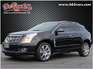 2010 Cadillac SRX Performance Collection for sale by dealer