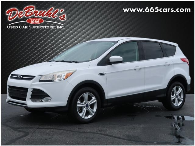 Picture of a used 2013 Ford Escape SE