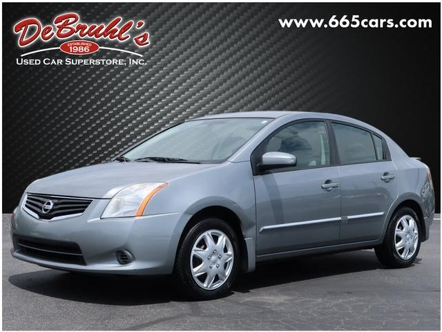 Picture of a used 2012 Nissan Sentra 2.0