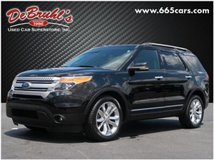 Picture of a 2012 Ford Explorer XLT
