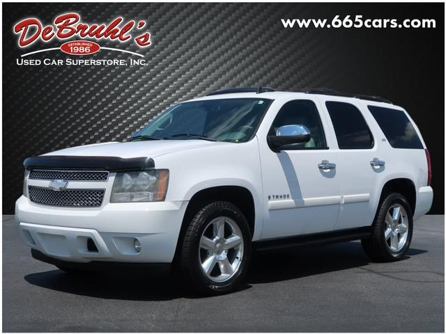 Picture of a used 2008 Chevrolet Tahoe LTZ