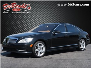 2010 Mercedes-Benz S-Class S 550 for sale by dealer