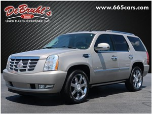 Picture of a 2007 Cadillac Escalade Base