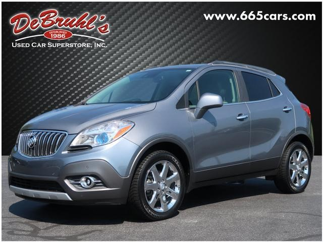 Picture of a used 2013 Buick Encore Premium