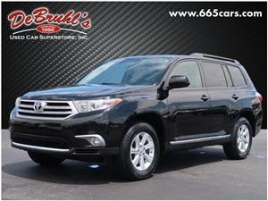 Picture of a 2011 Toyota Highlander