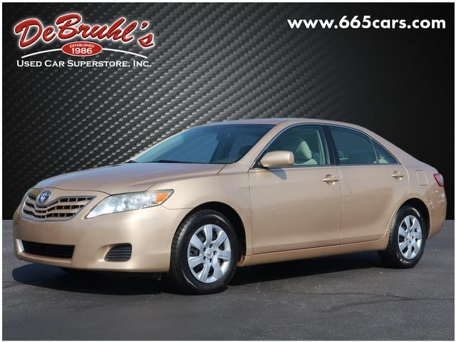 Picture of a used 2010 Toyota Camry LE