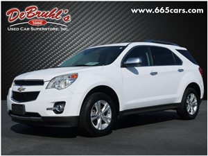 Picture of a 2010 Chevrolet Equinox LTZ