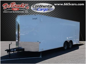Picture of a 2020 Continental Cargo 8.5X20 TA Cargo Trailer (New)