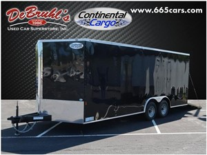 Picture of a 2020 Continental Cargo 8.5X20 TA3 Cargo Trailer (New)