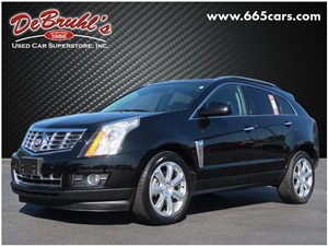 Picture of a 2013 Cadillac SRX Performance Collection