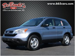Picture of a 2008 Honda CR-V LX