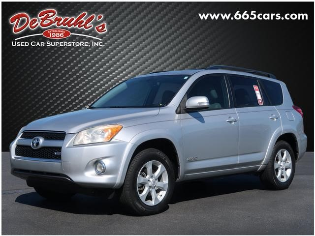 Picture of a used 2011 Toyota RAV4 Limited