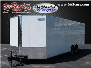 Picture of a 2020 Continental Cargo 8.5X24 TA Cargo Trailer (New)