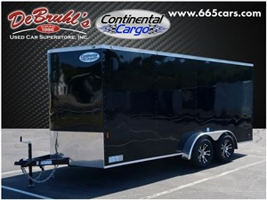 Picture of a 2020 Continental Cargo 7X16 TA2 Cargo Trailer (New)