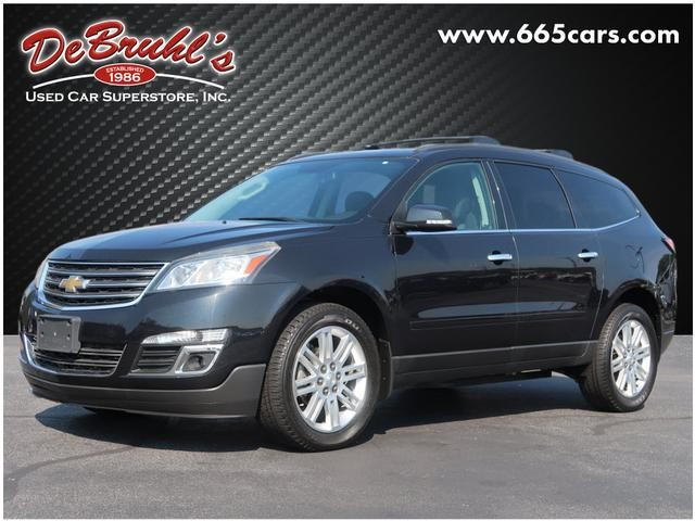 Picture of a used 2014 Chevrolet Traverse LT