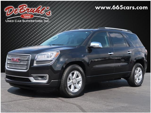 Picture of a used 2015 GMC Acadia SLE-1