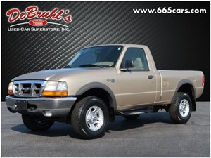 Picture of a 2000 Ford Ranger XLT