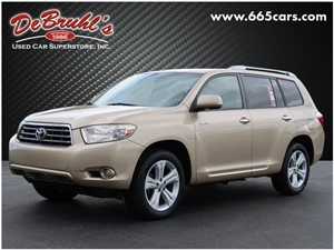 Picture of a 2008 Toyota Highlander Limited