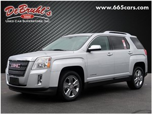 Picture of a 2014 GMC Terrain SLT-2