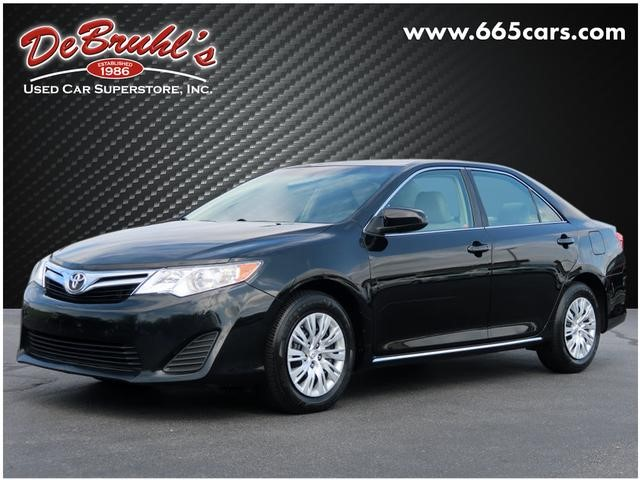 Picture of a used 2014 Toyota Camry LE
