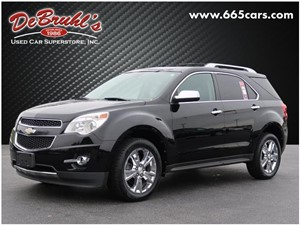 Picture of a 2011 Chevrolet Equinox LTZ