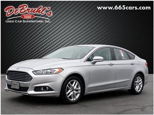 Picture of a 2013 Ford Fusion SE