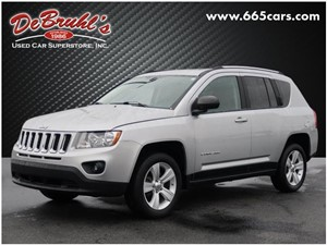 Picture of a 2012 Jeep Compass Latitude