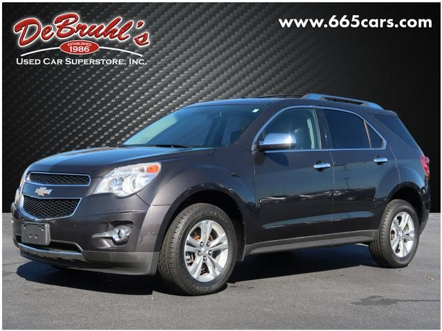 Picture of a used 2013 Chevrolet Equinox LTZ