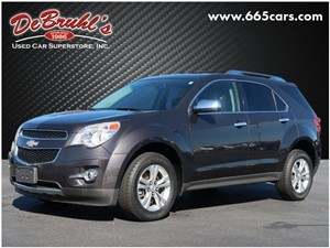 Picture of a 2013 Chevrolet Equinox LTZ
