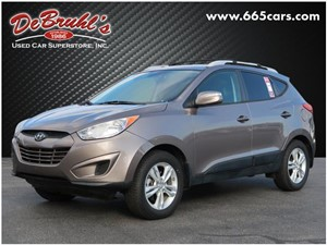 Picture of a 2012 Hyundai Tucson GLS
