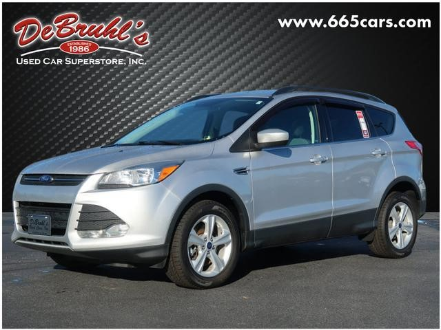 Picture of a used 2014 Ford Escape SE