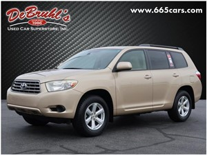 Picture of a 2008 Toyota Highlander Base