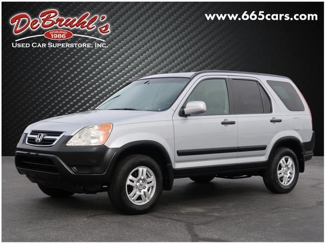 Picture of a used 2004 Honda CR-V EX