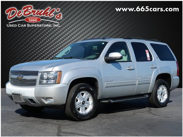 Picture of a used 2011 Chevrolet Tahoe LT