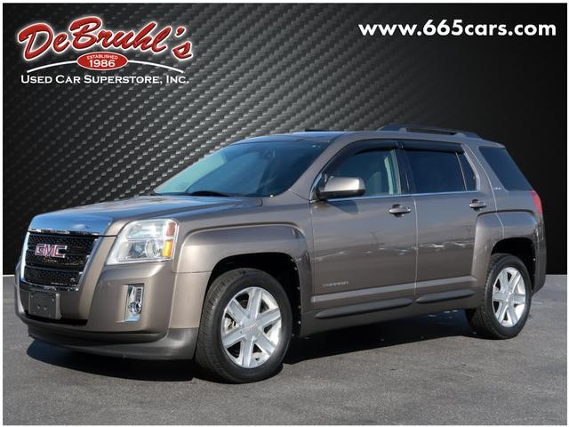 Picture of a used 2012 GMC Terrain SLE-2