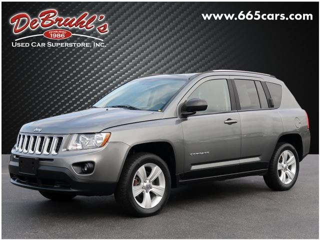 Picture of a used 2012 Jeep Compass Latitude