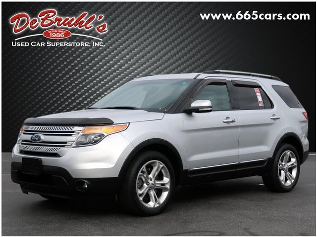 Picture of a used 2013 Ford Explorer Limited
