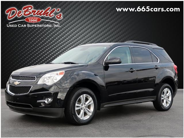 Picture of a used 2013 Chevrolet Equinox LT