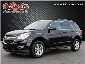 Picture of a 2013 Chevrolet Equinox LT