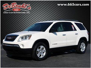 Picture of a 2007 GMC Acadia SLE-1