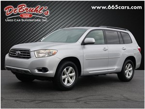 Picture of a 2009 Toyota Highlander Base