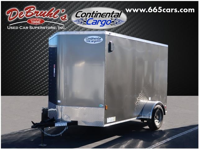 Picture of a used 2020 Continental Cargo CC610SA Cargo Trailer (New)