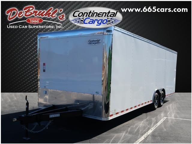 Picture of a used 2020 Continental Cargo CC8.5X24 Cargo Trailer (New)
