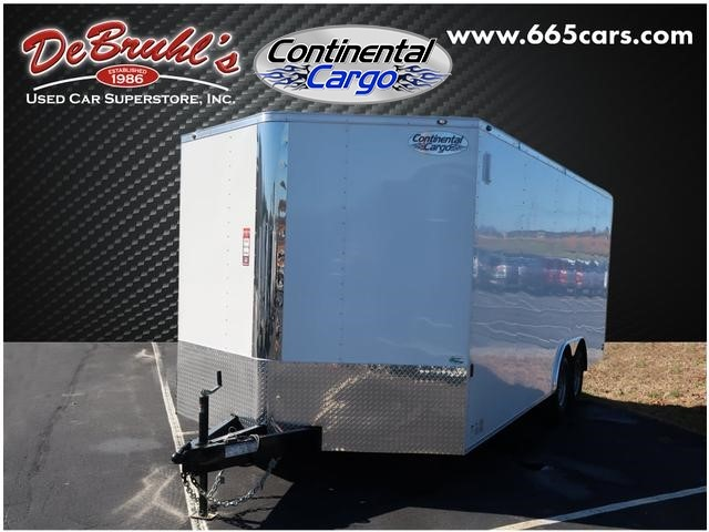 Picture of a used 2020 Continental Cargo CC8.520TA2 Cargo Trailer (New)