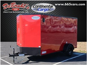 Picture of a 2020 Continental Cargo CC6X12SA Cargo Trailer (New)
