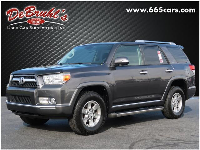 Picture of a used 2011 Toyota 4Runner SR5