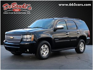 Picture of a 2011 Chevrolet Tahoe LT