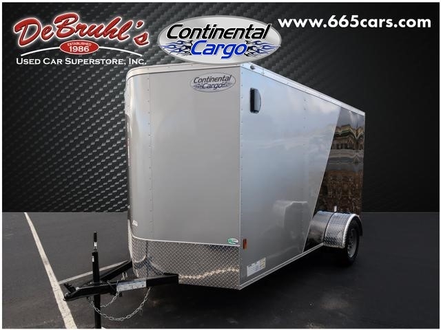 Picture of a used 2020 Continental Cargo CC6X12SA Cargo Trailer (New)